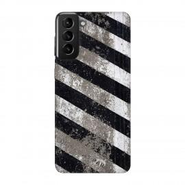 Samsung S21 кейс Черно и бяло