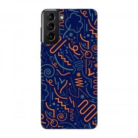 Samsung S21 кейс Чертички