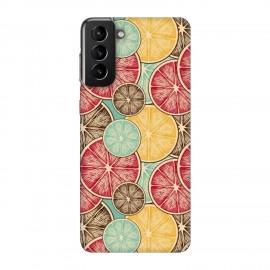 Samsung S21 кейс Плодове