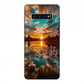 Кейс за Samsung пейзаж езеро 472