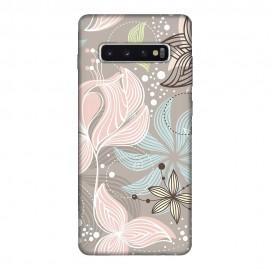 Кейс за Samsung 523 Art Flowers
