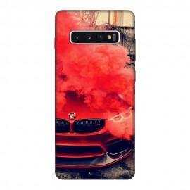 Кейс за Samsung 535 Червено BMW