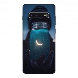 Калъфче за Samsung 8  небе в буркан