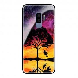 Стъклен кейс за Samsung пейзаж 469