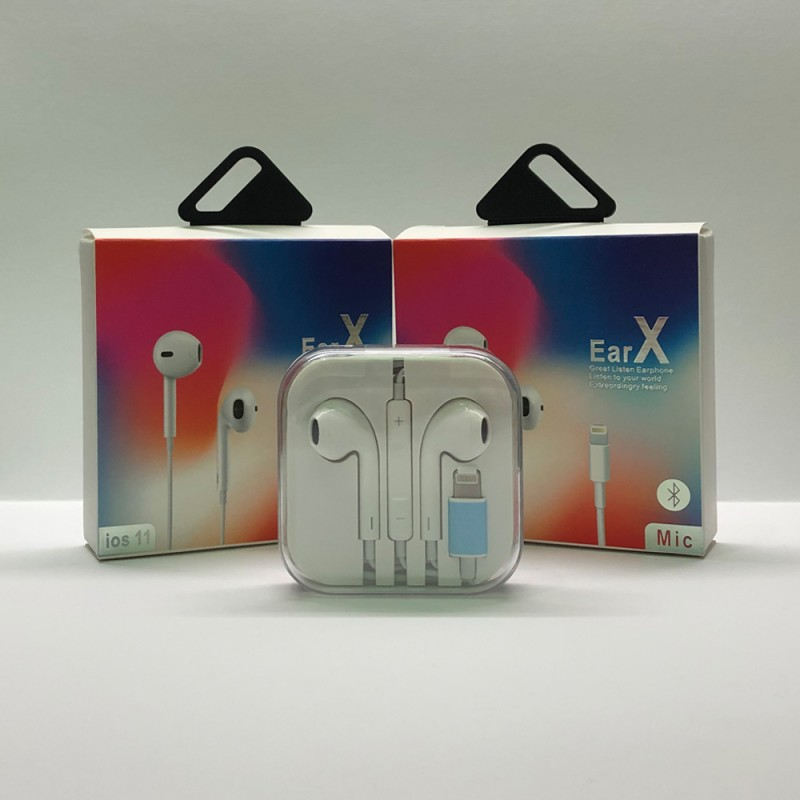 Bluetooth слушалки за iPhone с Lightning конектор