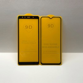 Samsung A20 9D стъклен протектор