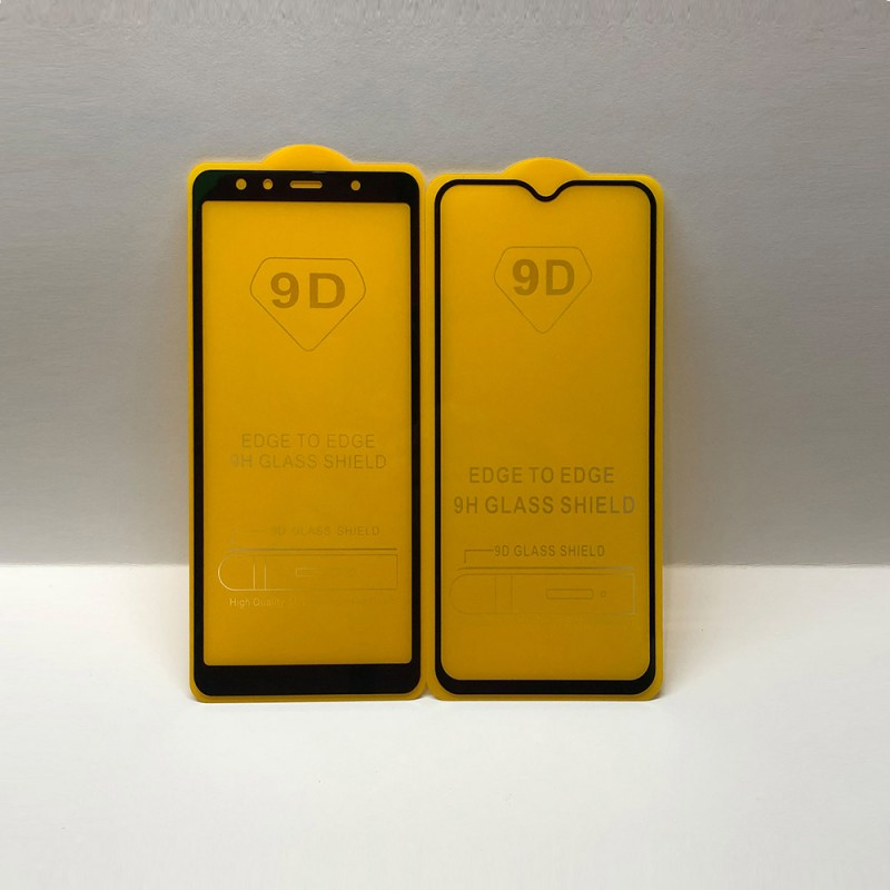 Samsung A21 9D стъклен протектор