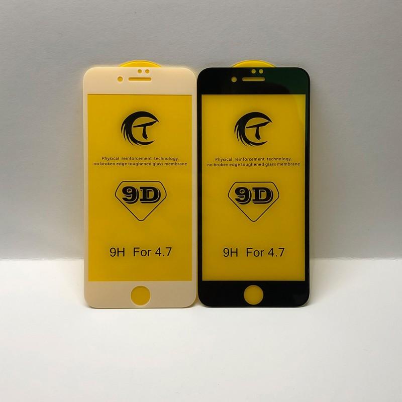 iPhone SE 2020 9D стъклен протектор