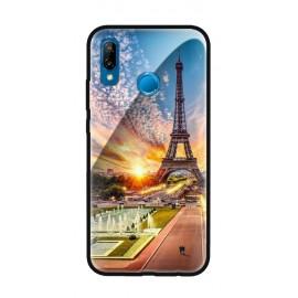 Стъклен кейс за Huawei Mate 20 lite paris 383