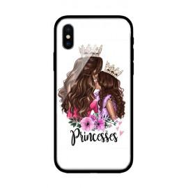 Стъклен кейс за iPhone Princesses 509