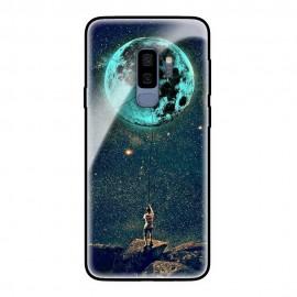 Стъклен кейс за Samsung Blue Moon 531