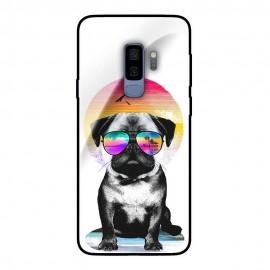 Стъклен кейс за Samsung куче 453