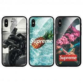 Стъклени кейсове за iPhone Supreme