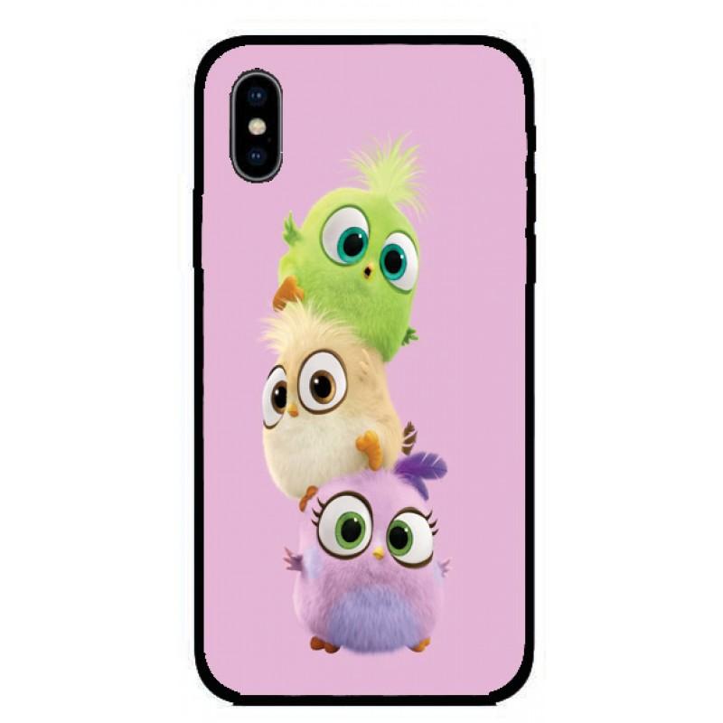Калъфче за Xiaomi 101+77 funny birds
