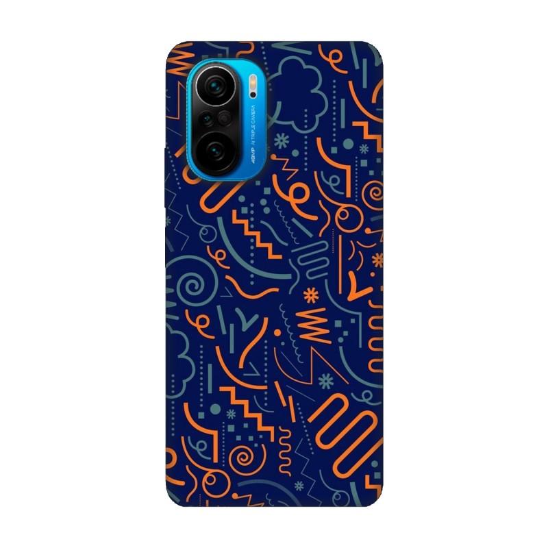 Xiaomi Poco F3 кейс Чертички