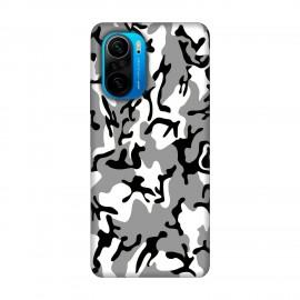 Xiaomi Poco F3 кейс Камуфлажен