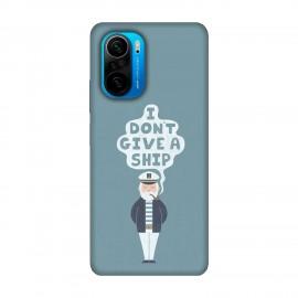Xiaomi Poco F3 кейс Моряк