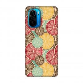 Xiaomi Poco F3 кейс Плодове