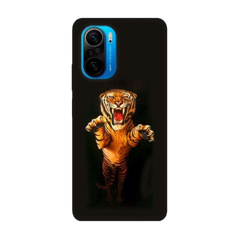 Xiaomi Poco F3 кейс Тигър