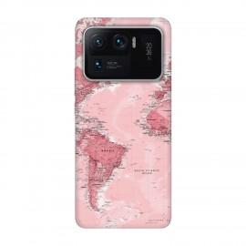 Xiaomi Mi 11 Ultra кейс Розова карта