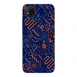 Xiaomi Poco C3 кейс Чертички