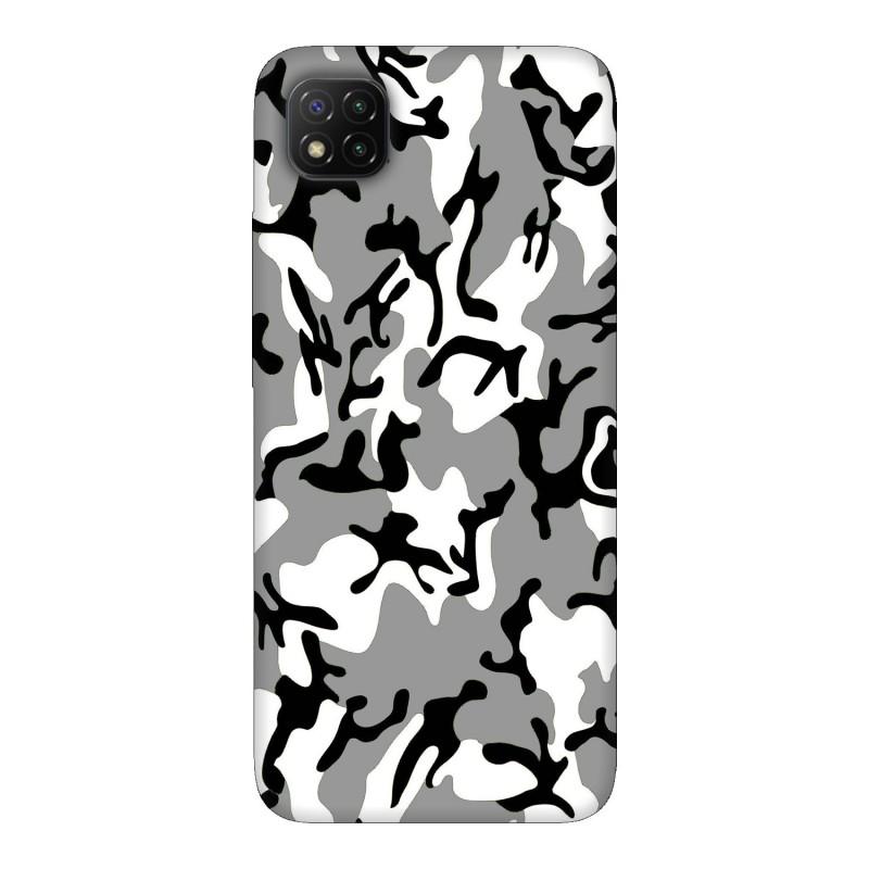Xiaomi Poco C3 кейс Камуфлажен