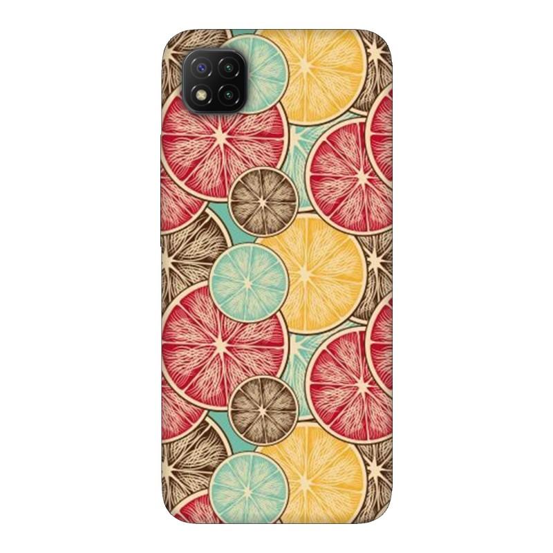 Xiaomi Poco C3 кейс Плодове