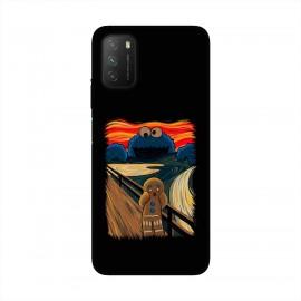 Xiaomi Poco M3 кейс Бисквитки