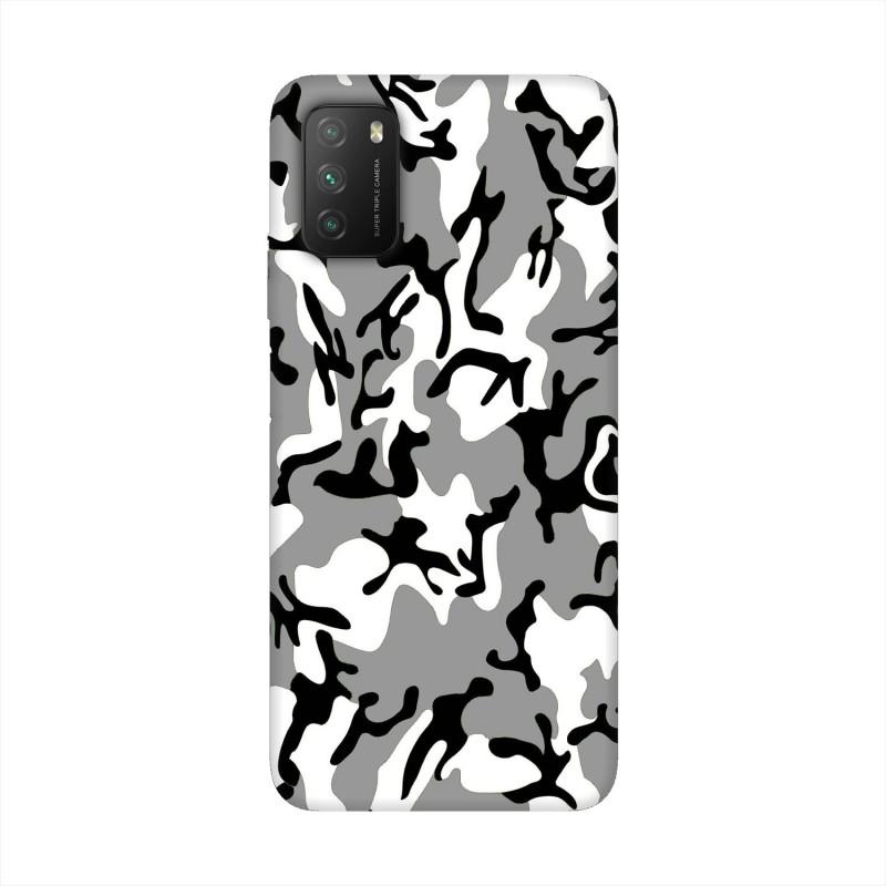 Xiaomi Poco M3 кейс Камуфлажен