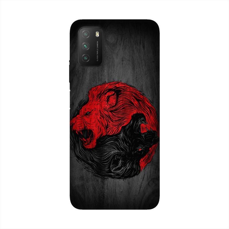 Xiaomi Poco M3 кейс Лъвове
