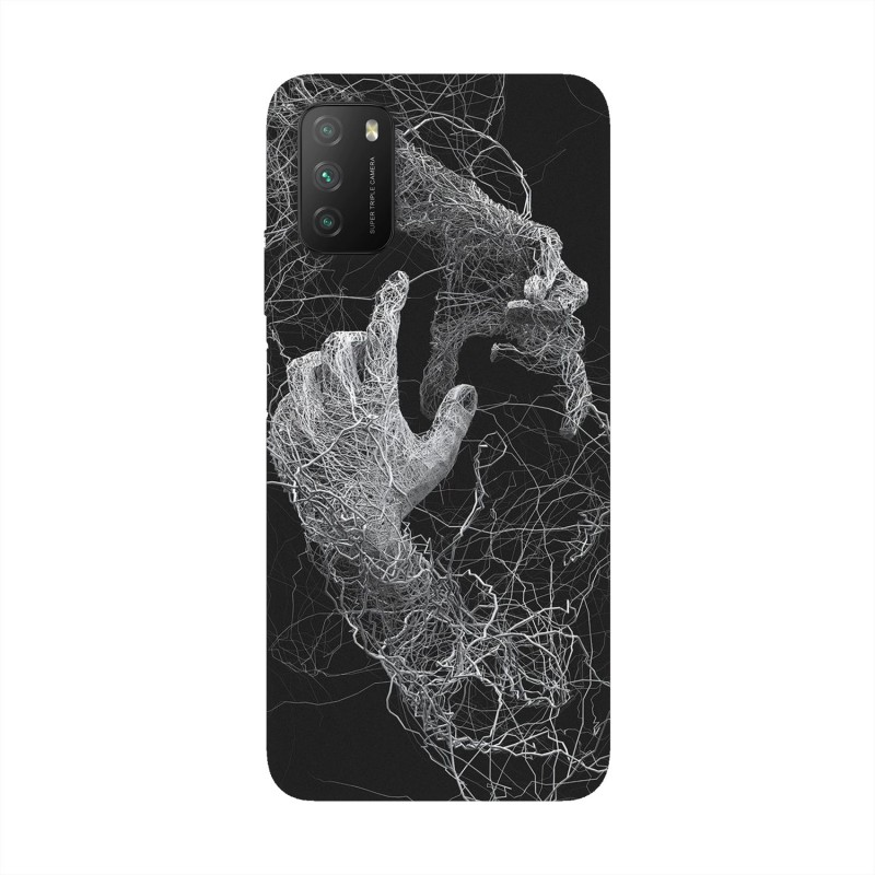 Xiaomi Poco M3 кейс Ръце