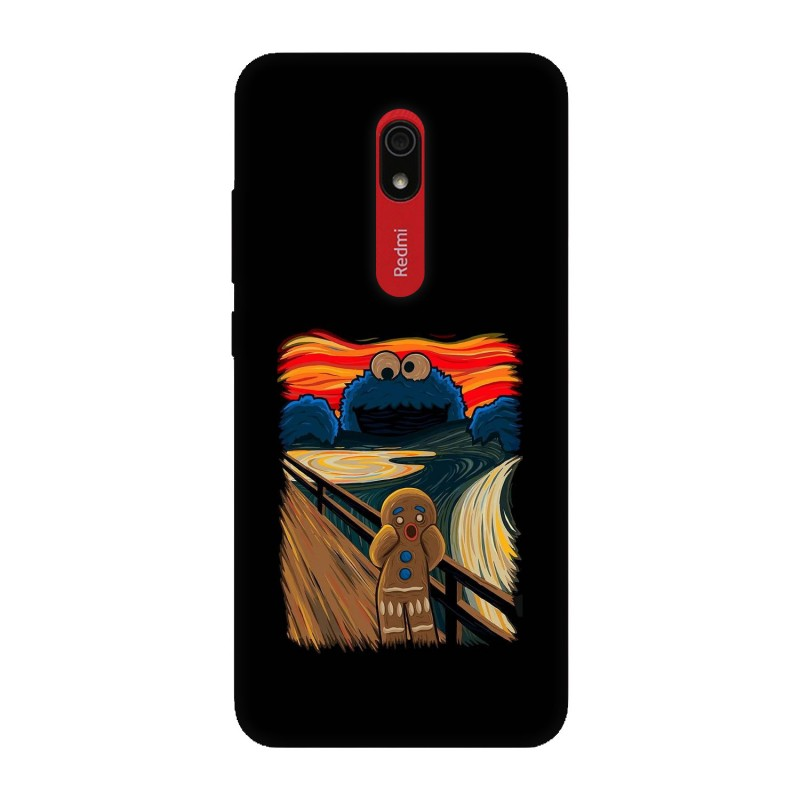 Xiaomi Redmi 8A кейс Бисквитки