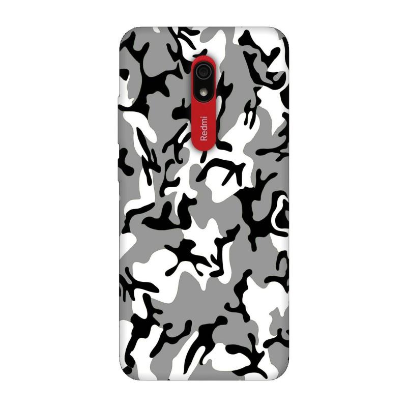 Xiaomi Redmi 8A кейс Камуфлажен
