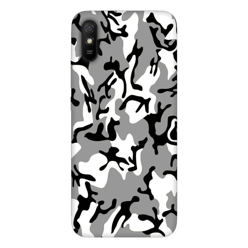 Xiaomi Redmi 9A кейс Камуфлажен