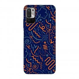 Xiaomi Redmi Note 10 5G кейс Чертички