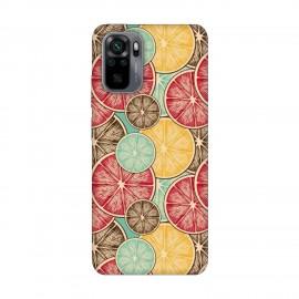 Xiaomi Redmi Note 10 кейс Плодове