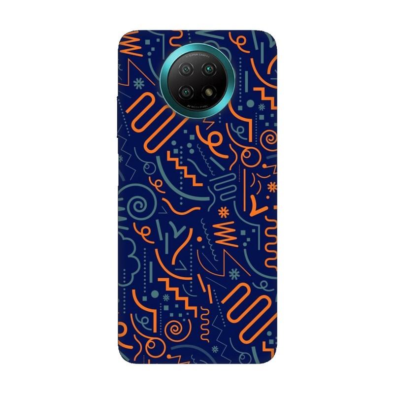 Xiaomi Redmi Note 9Т кейс Чертички
