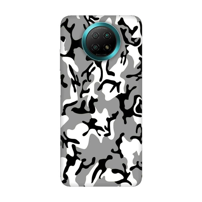 Xiaomi Redmi Note 9Т кейс Камуфлажен