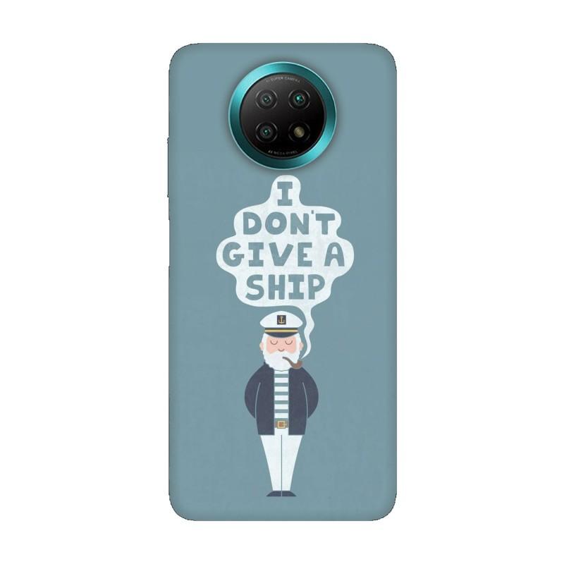 Xiaomi Redmi Note 9Т кейс Моряк