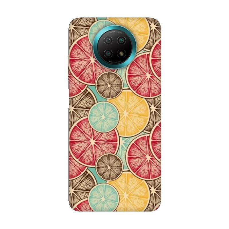 Xiaomi Redmi Note 9Т кейс Плодове