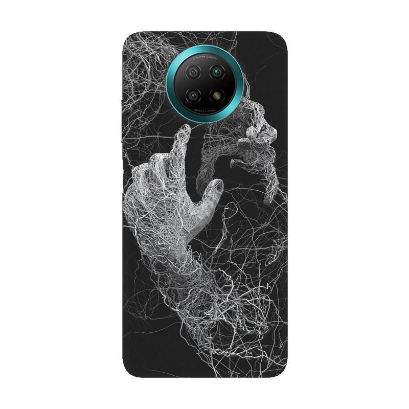 Xiaomi Redmi Note 9Т кейс Ръце