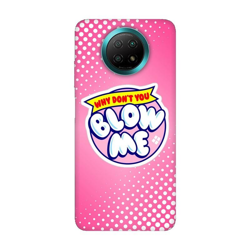 Xiaomi Redmi Note 9Т кейс lollipop