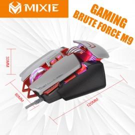Геймъркса мишка MIXIE Brute Force M9