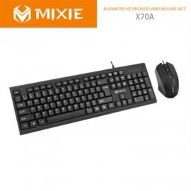 Комплект мишка и клавиатура MIXIE X70A